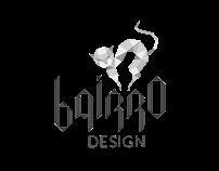 BAIRRO DESIGN Brand Identity