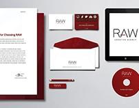 RAW Brand Identity