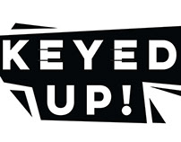 Keyed Up! Logo Design