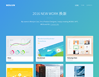 2016 NEW WORK