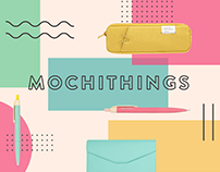 MochiThings Redesign