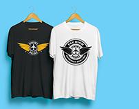 #1 T-Shirt Design for aviation school UniKL MIAT