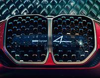 BMW Concept 4 (09/19)