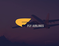 Logo || Fly Airlines