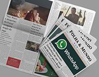 Jornal/ Periódico/ Newspaper/ Folha & Mundo
