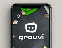 Grouvi Group Chats app for mobile & desktop