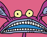 Ickis, Aaahh!!! Real Monsters Nickelodeon