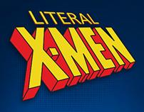 LITERAL X - MEN