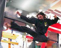 Grandmaster Mailman, United Martial Arts Association!