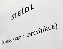 Steidl - French Photography Programme