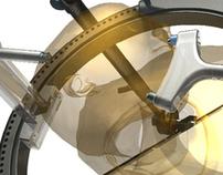 Meridian Skull Clamp: Head Fixation Device