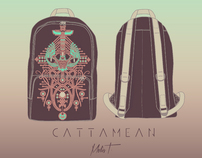 cattamean backpack design