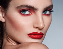 Beauty File Delfi Morbelli | Ph: Nicolas Cuenta