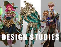 Design Studies 3