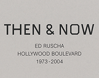 Steidl - Then & Now, Ed Ruscha