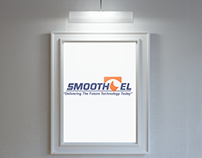 Logo revamp ( Smoothtel & Data Solution)