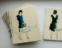 Hand crafted Portfolio 2009