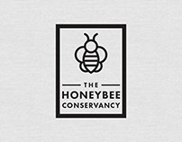 The Honeybee Conservancy - Rebrand & Ad Campaign