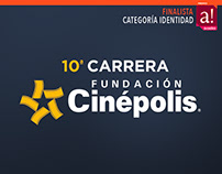 DÉCIMA CARRERA FUNDACIÓN CINÉPOLIS®