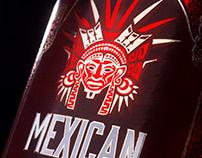 Mexican Tequila Design / Дизайн Мексиканской Текилы