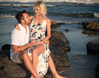 Maternity Photo shoot by DHPhotography Jeffrey's Bay