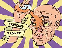 Drinking problem (problemas con la bebida)