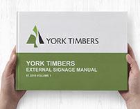 York External Signage Brand Manual