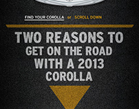 Corolla Long Road