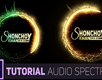 TUTORIAL | After Effects : Advanced Audio Spectrum