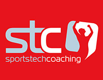 Sports Tech Coaching ~ Branding, logo & website design