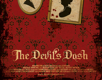 'The Devil's Dosh' short film poster