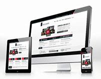 Rui Cadete - Website