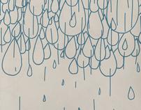 """Chove como na rua"""