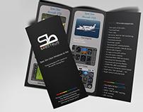"""Company Leaflet """"Spectrom Telecom"""""""