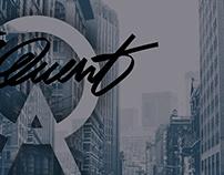AJ Quent   Brand Identity