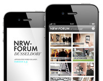 NRW-Forum iPhone App