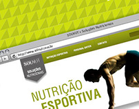 Web | Nutrição Esportiva
