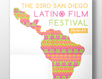 San Diego Film Festival poster competition