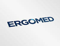 Ergomed (London, UK) Visual Identity