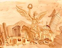 Café - Ilustración