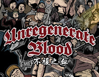 Art work for Unregenerate Blood