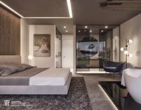 Master Suite by Tendenza Interior Design