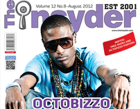 The Insyder Magazine Layouts