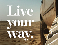 Westpac. Live your way.