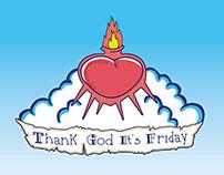 Thank God is Friday - Illustranimation