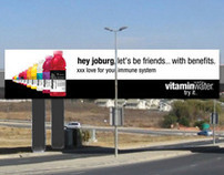 Glaceau Billboards