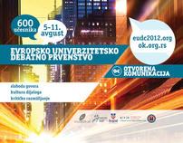 EUDC 2012 / EVENT