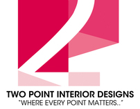 Two Point Interior Designs Marketing Collaterals