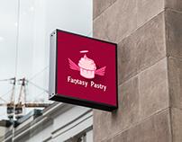 Branding work of Fantasy Pastry