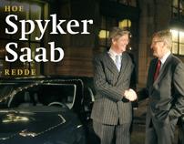 Hoe Spyker Saab redde - book cover